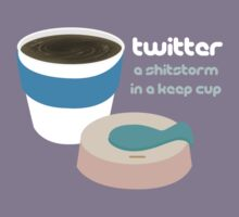 Twitter: a shitstorm in a Keep Cup by Tim Norton