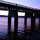 The Tay Rail Bridge by dgscotland