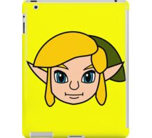 Ocarina of Yellow iPad Case/Skin
