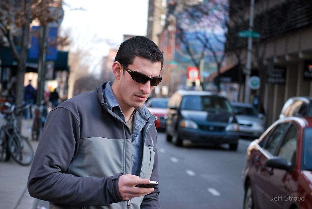 texting: Check out the parade by Jeff stroud