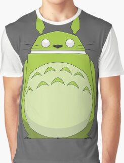Totoroid Graphic T-Shirt