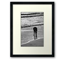 Precious moments in time Framed Print