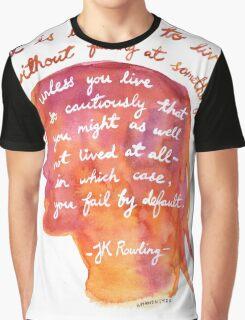 JK Rowling Graphic T-Shirt