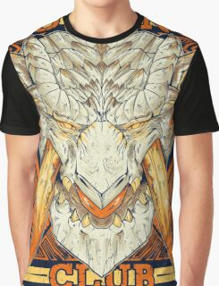 Hunting Club: Barioth Graphic T-Shirt