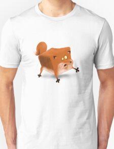 Box in a fox T-Shirt