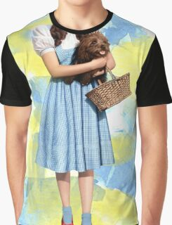 Dorothy Gale watercolors Graphic T-Shirt