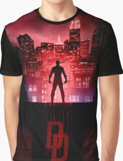 The Man Without Fear Graphic T-Shirt