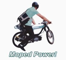 Moped Power by Anthony Armstrong