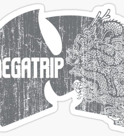 Megatrip (nuthing ta f' wit) Sticker