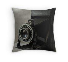 Bower-X Throw Pillow