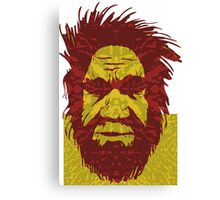Aborigine. Canvas Print