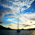 Airlie Beach Sunset by Richard Owen