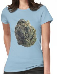 Blue Dream #4 Womens Fitted T-Shirt