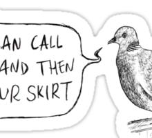 Ol' Dirty Pigeon Sticker