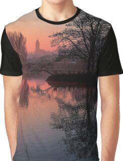 Misty Dawn Sydenham Graphic T-Shirt