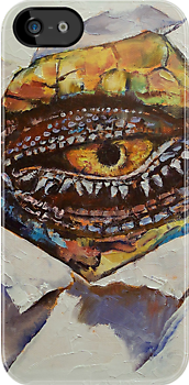 Dragon Eye by Michael Creese