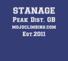 Collegiate Stanage Climbing  Unisex T-Shirt