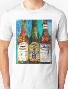 Dogfish Head Brewery Beer Art Print- Raison D'Extra - 90 Minute IPA - Punkin Unisex T-Shirt