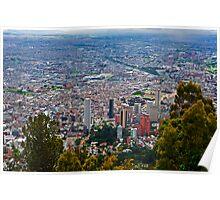 Bogota, Columbia. Poster