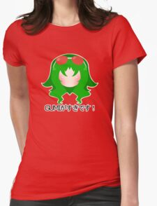 """""""I Like Gumi!"""" Womens Fitted T-Shirt"""