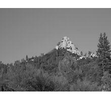 Moro Rock Kern Mountains Photographic Print