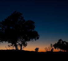 Sun Goes Down by AJM Photography