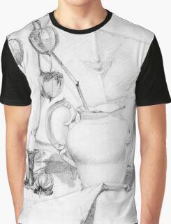 classical pencil still life  Graphic T-Shirt