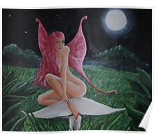 lonely fairy Poster