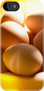 Eggs - iPhone4 by Mario Brandao