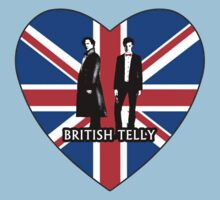 I Heart British Telly by saniday
