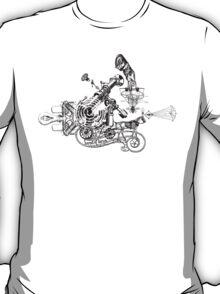 Head of Larva T-Shirt