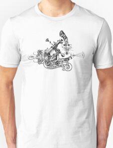 Head of Larva Unisex T-Shirt