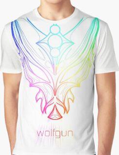 Wolfgun - Spectrum Graphic T-Shirt