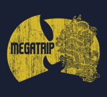 Megatrip (nuthing ta f' wit - yellow gold variant) Kids Clothes