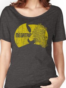 Megatrip (nuthing ta f' wit - yellow gold variant) Women's Relaxed Fit T-Shirt