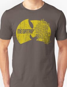 Megatrip (nuthing ta f' wit - yellow gold variant) T-Shirt