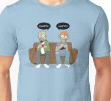 Braaaaainnnnsss Gaaaaaamessssss Unisex T-Shirt