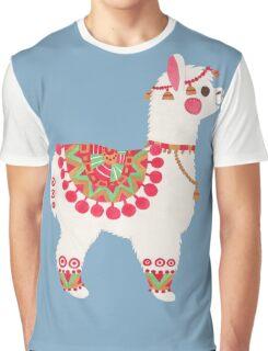 The Alpaca Graphic T-Shirt