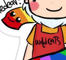 Oh Dumbledear! Sticker