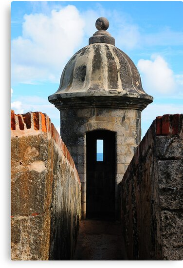 Old San Juan Puerto Rico by Lee Walters Photography