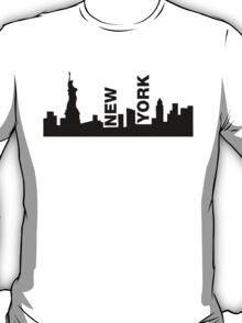NEW YORK Style T-Shirt