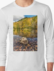 House in the Forest Long Sleeve T-Shirt