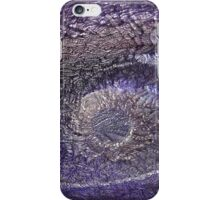 Trippy Eye Psychedelic Poster iPhone Case/Skin