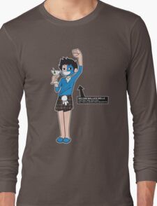 Bravetini Long Sleeve T-Shirt