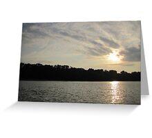 Fanciful Sun Cloudscape Greeting Card