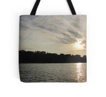 Fanciful Sun Cloudscape Tote Bag