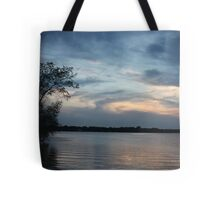 Lac LaBelle Sunset Tote Bag
