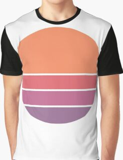 Fade Into Darkness Graphic T-Shirt