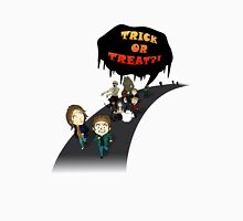 It's Halloween all the time, for a Winchester Unisex T-Shirt