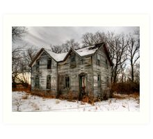 Wilkinson Homestead Art Print